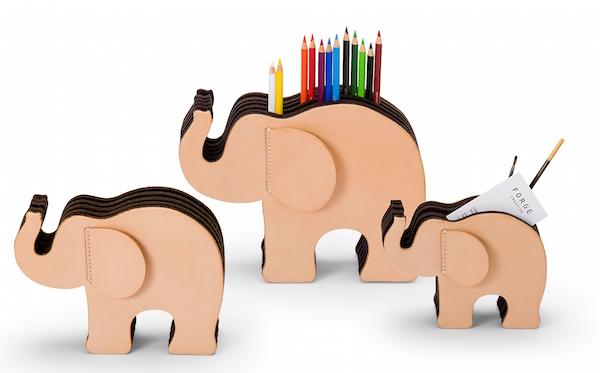 Graf von Faber-Castell_Elefanten Leder web
