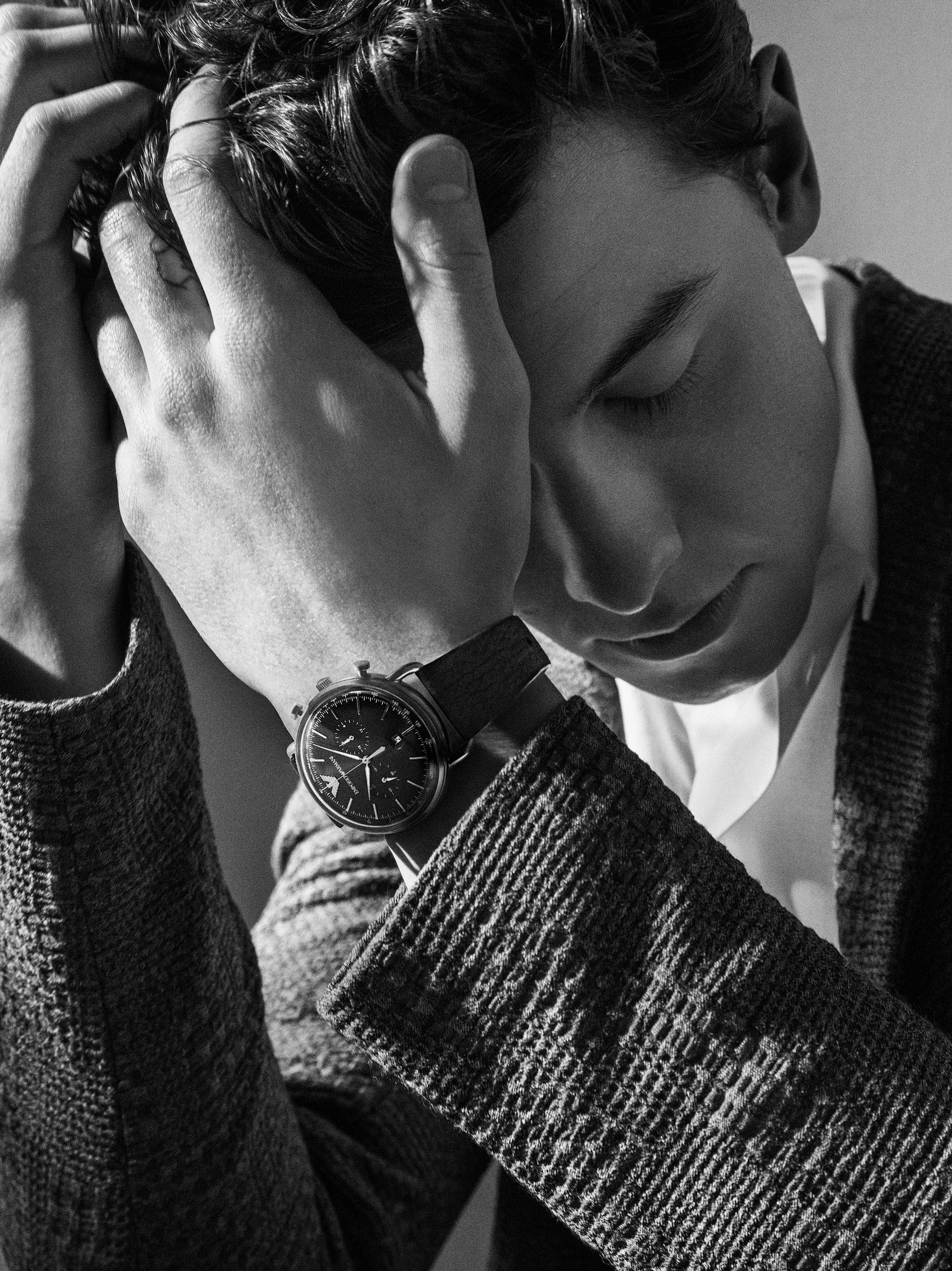 Shawn Mendes Emporio Armani