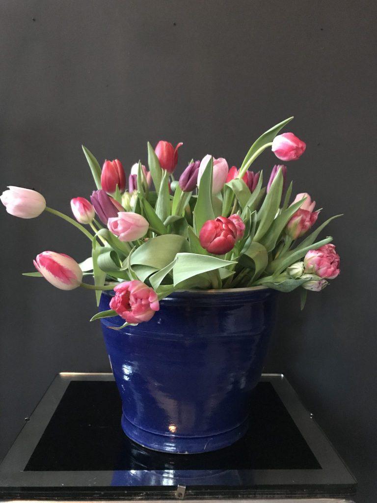 zeit f r tulpen 5 tipps f r besonders sch ne str u e. Black Bedroom Furniture Sets. Home Design Ideas