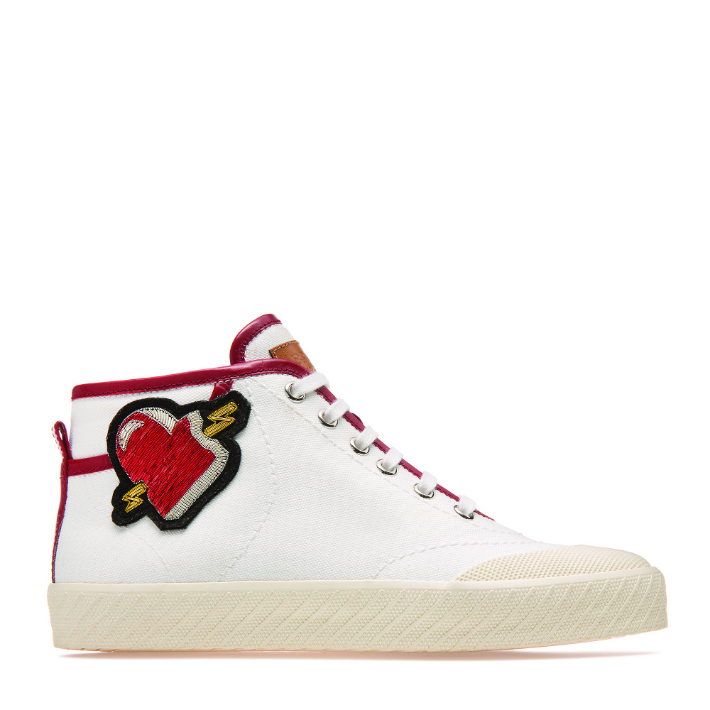 Puma Basket Heart Sneakers warme Modelle aus Wolle und