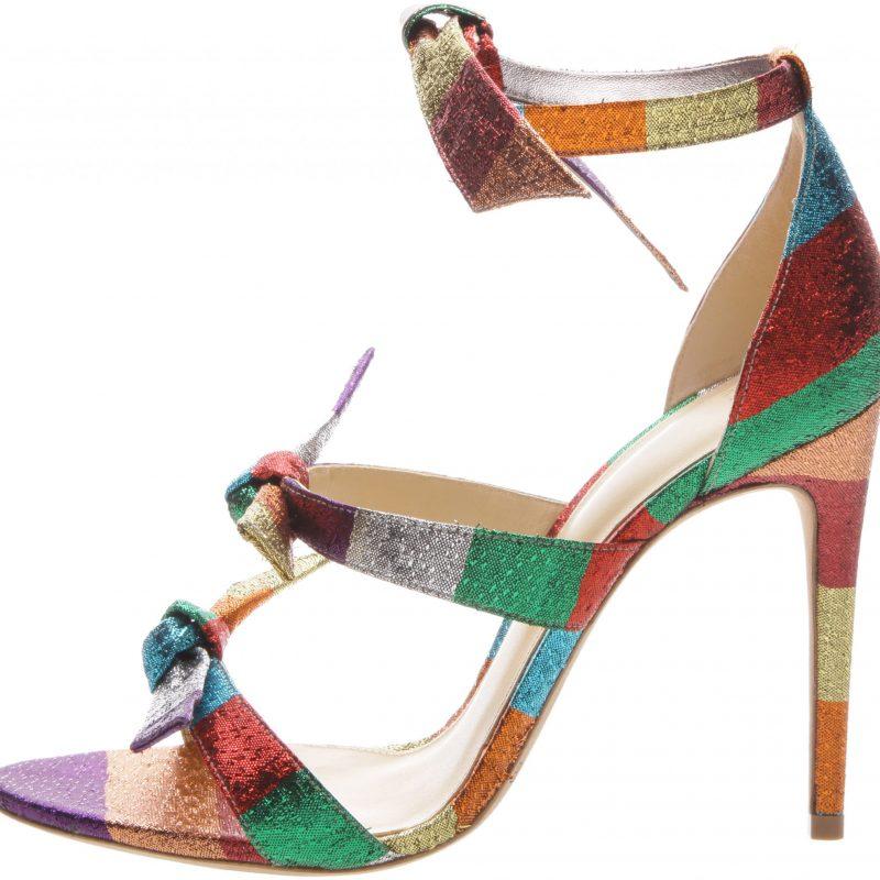 High Heels in Regenbogen Farben von Biermann