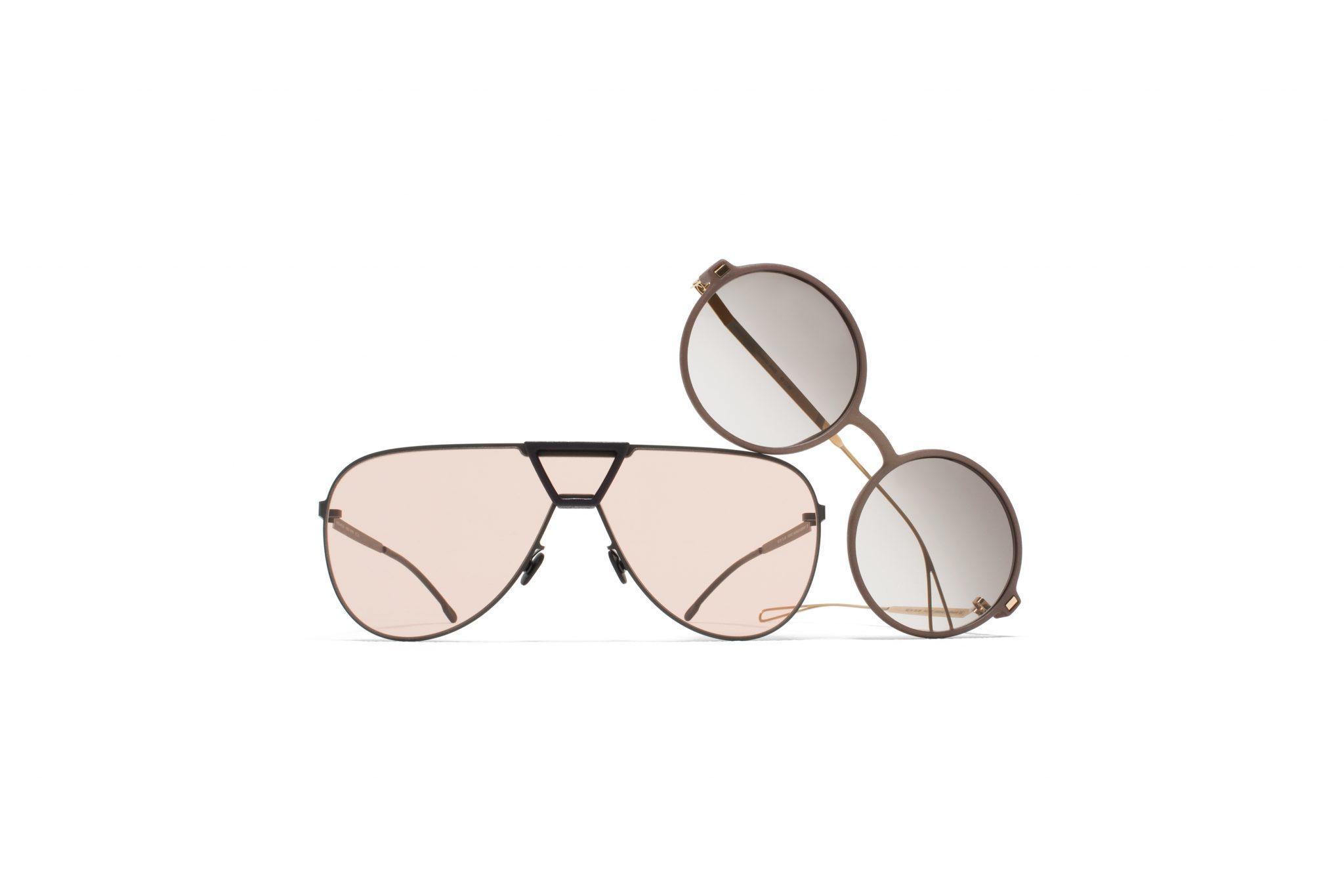 Berliner Brillen sind gefragt. Labels wie Mykita, ic! Berlin ...